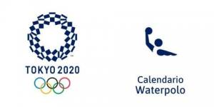 Calendario Waterpolo Tokio 2020
