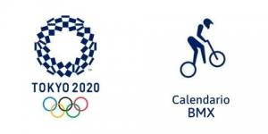 Calendario BMX Freestyle y Racing Tokio 2020