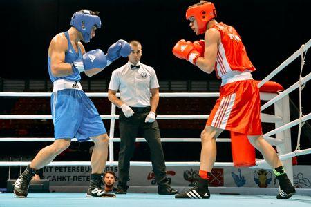 Posición de Guardia en Boxeo