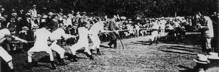 Final Juego de la Cuerda París 1900