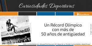 Bob Beamon estableció un récord olímpico que tiene más de 50 años de antigüedad