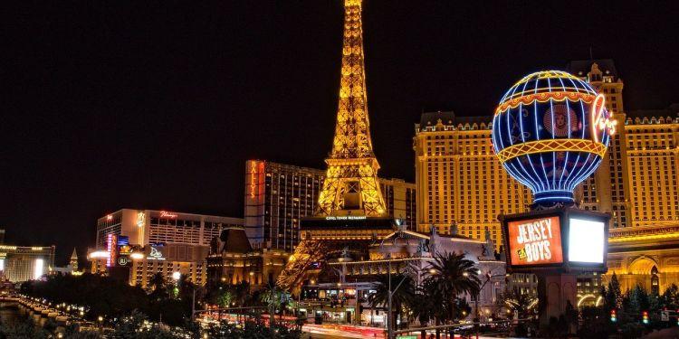 Las Vegas, donde juegan estos 4 deportistas famosos por su afición a los juegos de azar