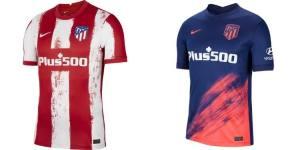 Camiseta Atletico de Madrid 2021 - 2022