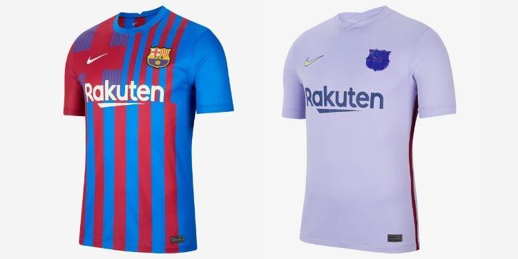 Camiseta Barcelona 2021/2022 al mejor precio