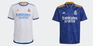 Comprar Camiseta Real Madrid 2021/22