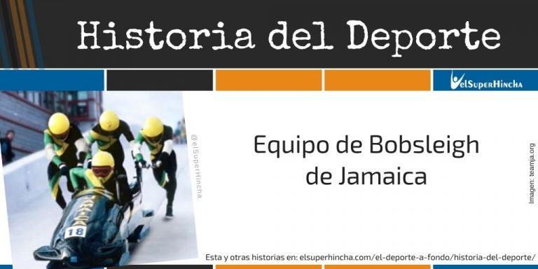 El Equipo de Bobsleigh de Jamaica