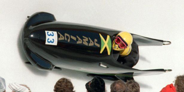 Dudley Stokes y Michael White formaro el equipo de Jamaica para Bobsleigh 2