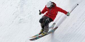 Esquiador Alpino