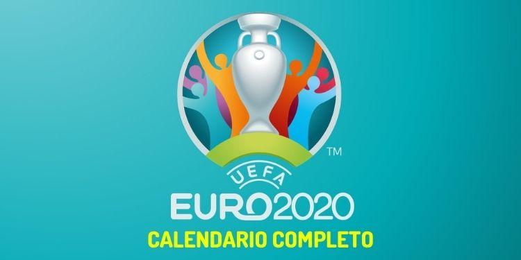 Calendario Eurocopa 2020 (2021)