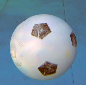 Balón de Rugby Subacúatico