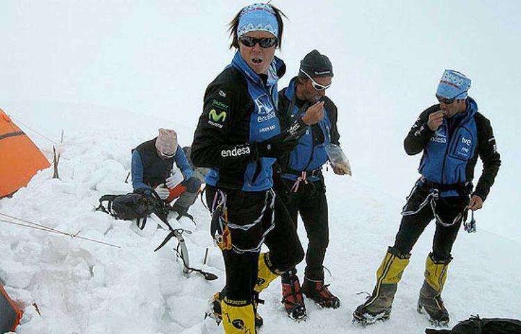 Expedición al Kangchenjunga